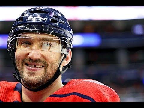 """""""Овечкин будет лучшим снайпером регулярки НХЛ!"""""""