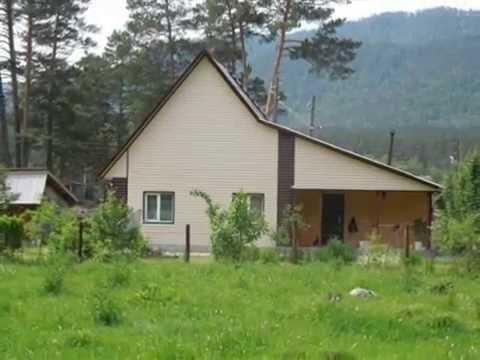 Усть Сема. Алтай. Продам новый благоустроенный дом 89609673752