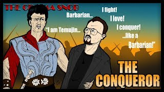 The Cinema Snob: THE CONQUEROR