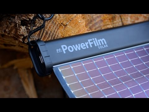 ✪ TOP 5: BEST Portable SOLAR POWER Chargers You NEED To See