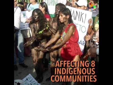 3 Spills in Peruvian Amazon Dump 3,000 Oil Barrels
