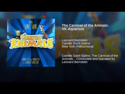 The Carnival of the Animals: VII Aquarium