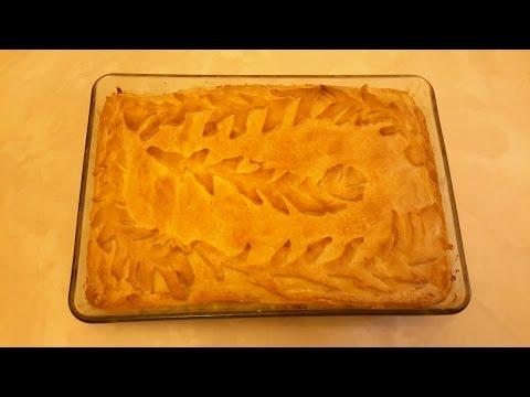 Пироги из дрожжевого теста - рецепты с фото на