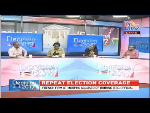 Media under microscope to perform better in repeat election coverage - Press Pass