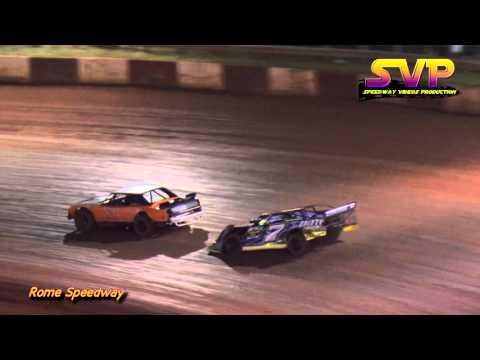 Rome Speedway / Econo Bomber / April 25 , 2016