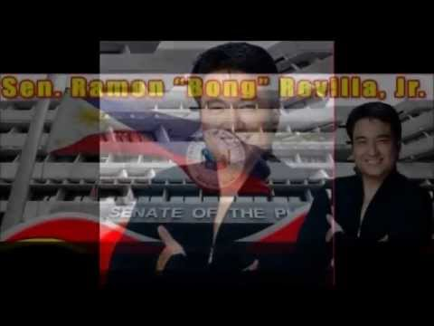 KATARUNGAN KAY BONG REVILLA BY FREDDIE AGUILAR WITH LYRICS