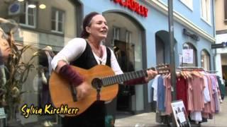 Pflasterklang 2010 - La Bruja - Sylvia Kirchherr
