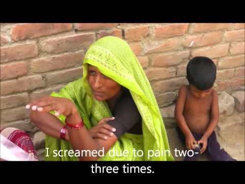 Case- Forced abortion and  sterillization  District- Chitrakoot, UP, India