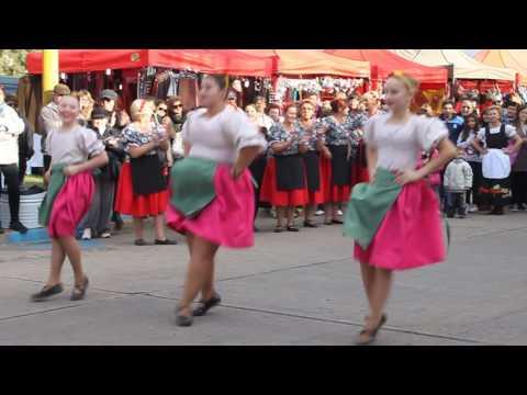 Ballet de danzas alemanas Olavarria
