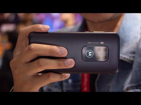 Motorola One Zoom hands on