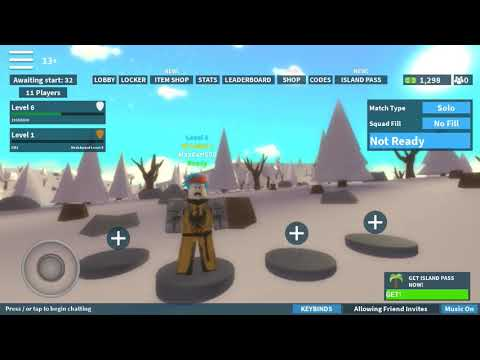 Roblox Island Royale In Mobile Youtube - roblox island royale mobile