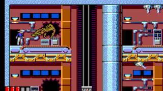 (Sega Master System) Jurassic Park - Episode 5