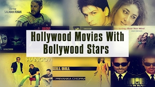 If Hollywood Were To Cast Bollywood Actors? - East Meets West | #Jinnions