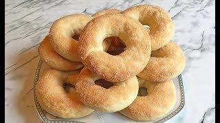 Печенье Сахарное Кольцо. Невероятно Вкусно, Просто и Быстро!