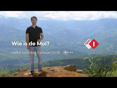Zaterdag 5 januari: Wie is de Mol? seizoen 19