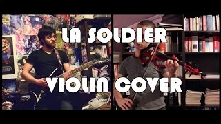 Sailor Moon - La Soldier (Violin Cover) Sefa Emre İlikli & Jonathan Parecki