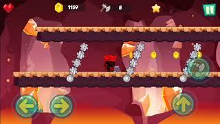Jungle Adventures: Super World | Lava Plains | Gameplay Video Walkthrough part 25