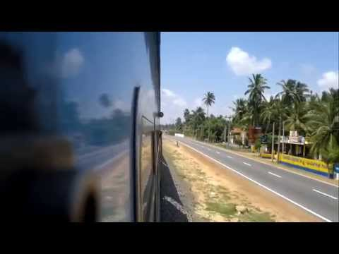 Colombo to Jaffna on first train after 24 years-20141014-Part1of2