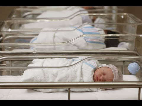 The Surprising Thing About The Declining U.S. Birth Rate