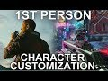 Cyberpunk 2077 Why Have Character Customization In First Person Game!