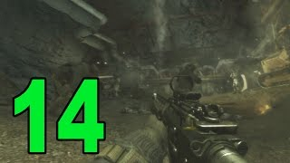 Modern Warfare 3 - Part 14 - Down the Rabbit Hole (Let's Play / Walkthrough / Playthrough)