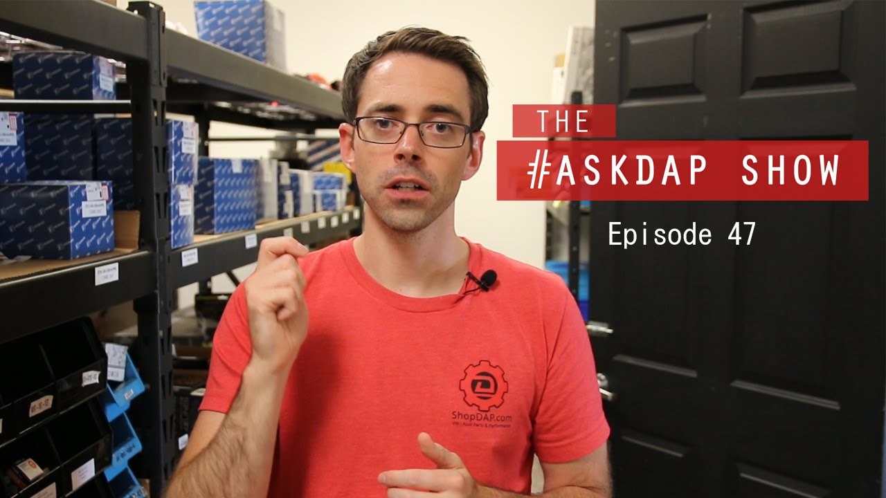 #AskDAP Episode 47 | Does Octane Booster work and When to Upgrade  Intercoolers