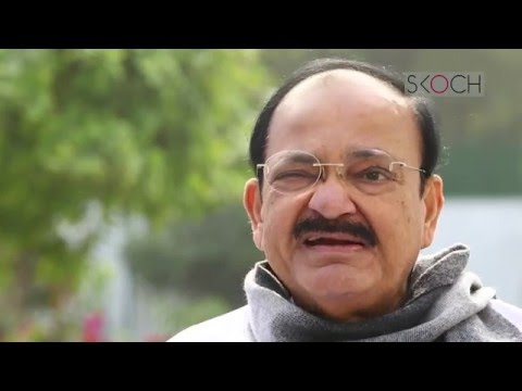 M Venkaiah Naidu - The Man Who Challenged Poverty