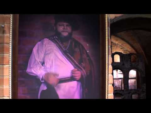 Amazing Hologram in the Castle of Trakai (Lithuania) HD 1080p