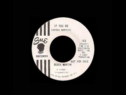 Derek Martin - If You Go