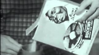 Aunt Jemima Buckwheat Pancakes Commercial (1955)
