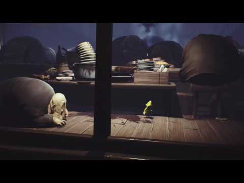 Little Nightmares - Final Chapter - The Lady's Quaters Boss Fight - Ending Game