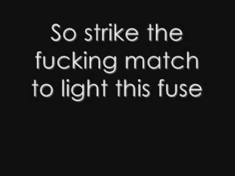 Green Day - Letterbomb Lyrics