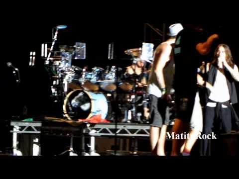 30 Seconds To Mars - Live in LUCCA (Italy)...various moment