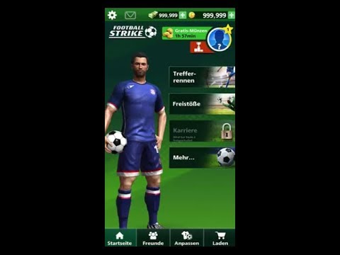 Football Strike Hack Mod Apk By Android Xd Youtube