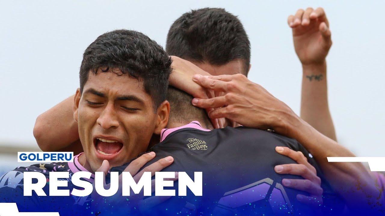 Resumen: Cusco FC vs Sport Boys (1-2) #LIGA1MOVISTARXGOLPERU #AlientaDesdeCasa