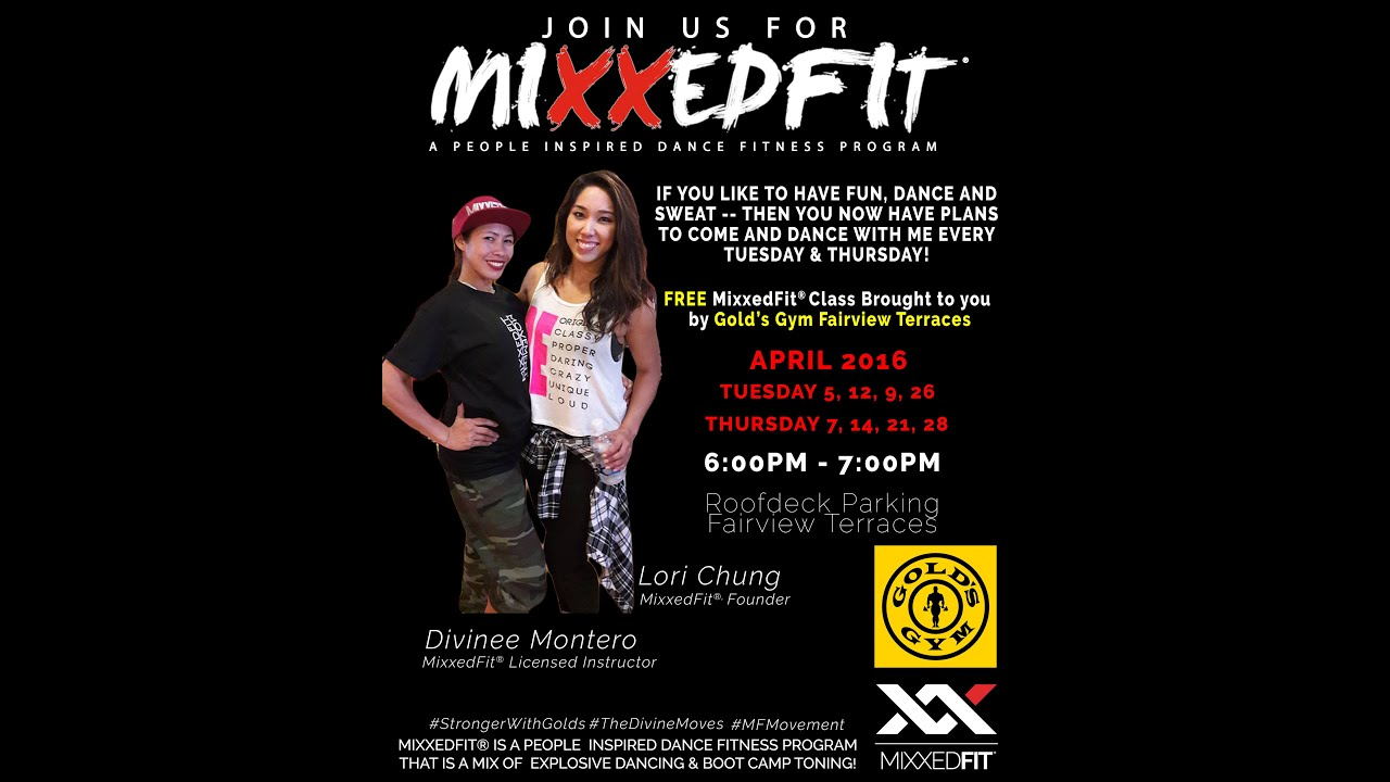 What is mixxedfit