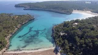 Strand Cala Mondrago, Mallorca