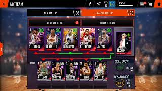 93 Overall Dwight Howard Dropped! | NBA LIVE MOBILE