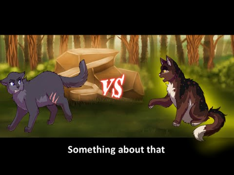 Cinderpelt vs Spottedleaf. Epic Rap Battles of Warriors #6