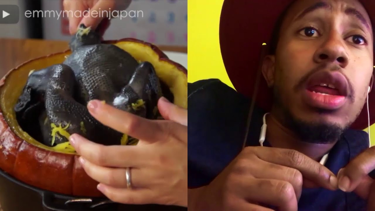 Download Kalen Reacts to The Black Chicken