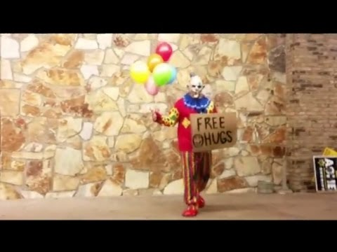 How Groups of College Students Are Trying to Fight Creepy Clown Epidemic