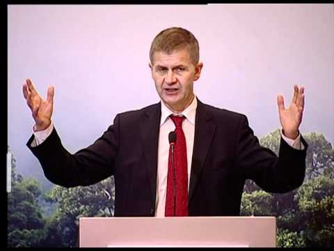 Erik Solheim on how forest conservation is good for business