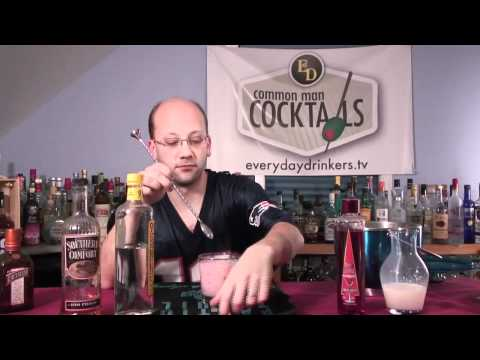 How To Make The Bubblegum Cocktail