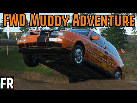 Forza Horizon 4 - Muddy FWD Adventure thumbnail