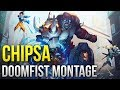 ChipSa - INSANE Doomfist Montage - [Rank 1] World's Best Doomfist - Overwatch Montage