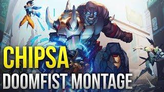 ChipSa - INSANE Doomfist Montage - [Rank 1] World