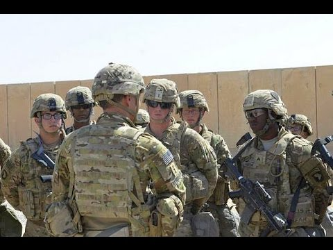 US Sending 600 more Troops to Iraq to assist Battle to retake Mosul from ISIS