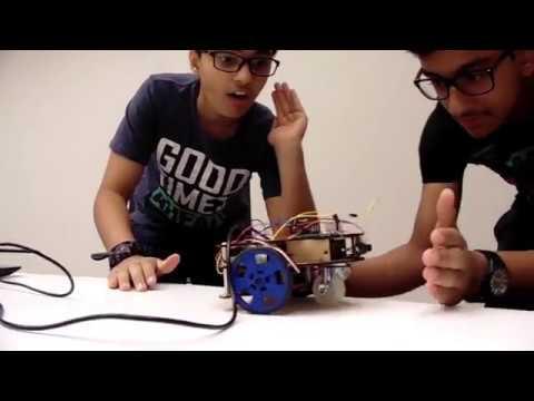Qatar Robotics Summer Camp 2016 Preview