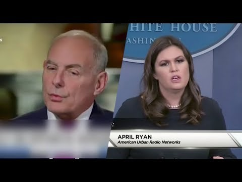 CBC Blasts John Kelly For Civil Rights Remarks, Why Won't The WH Say If #45 Thinks Slavery Is Wrong?