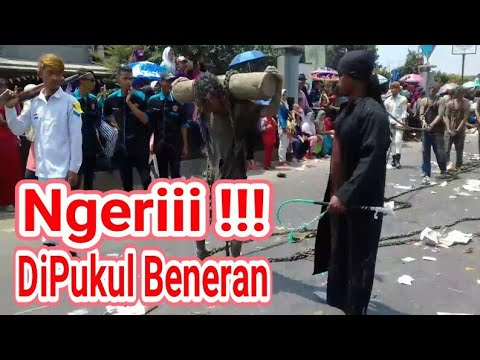 Karnaval Kabupaten Brebes tahun 2017 peserta asal Tanjung